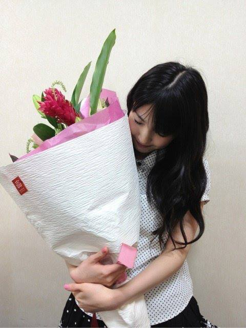sayu bday flowers